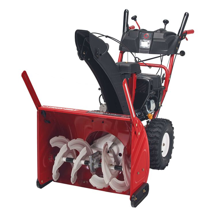 "26"" 2-Stage Snow Blower with a 243cc NoiseGuard™ Engine"