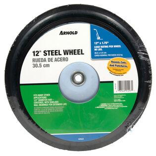 12 x 1.75 Steel - 90#