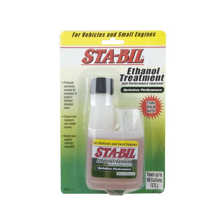 Sta-Bil Ethanol Treatment