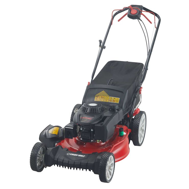 High Wheel Self-Propelled Mower with Rear Wheel Drive