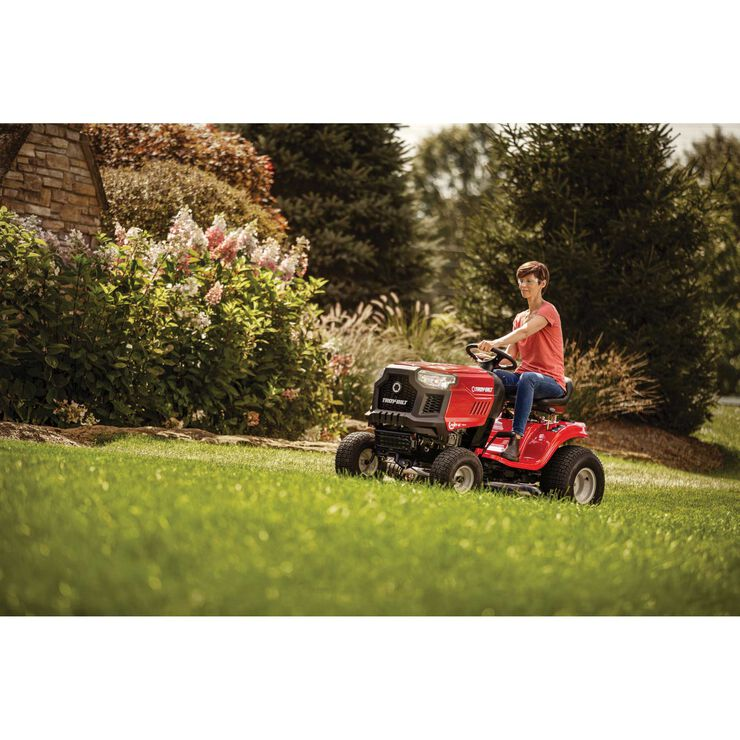 Pony 42K Riding Lawn Mower