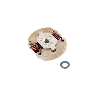 Clutch With Spacer