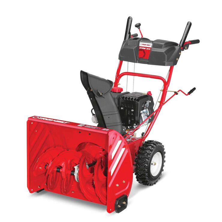 """28"""" Two Stage Snow Blower with Electric Start"""