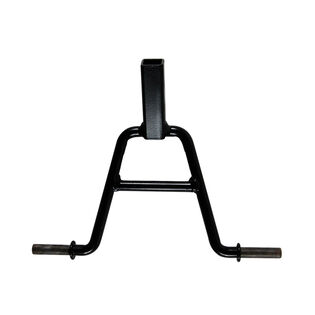 Wheel Rod Assembly (Rear) (Powder Black)