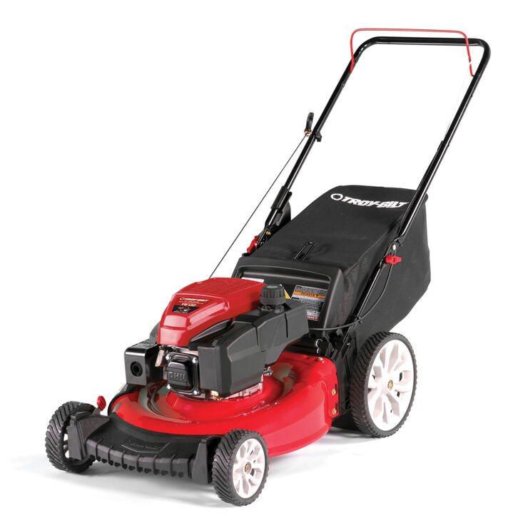 "21"" 159cc Walk-Behind Push Mower"