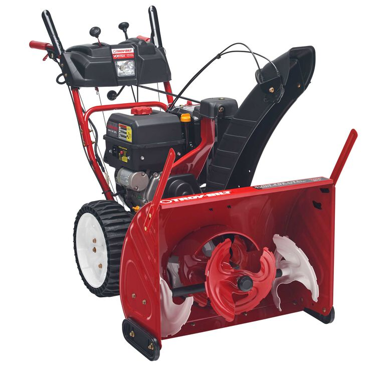 """28"""" Three Stage Snow Blower with Electric Start"""