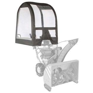 Cabine pour souffleuse a neige - universelle