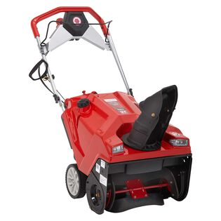 "21"" Single Stage Snow Blower with Electric Start"