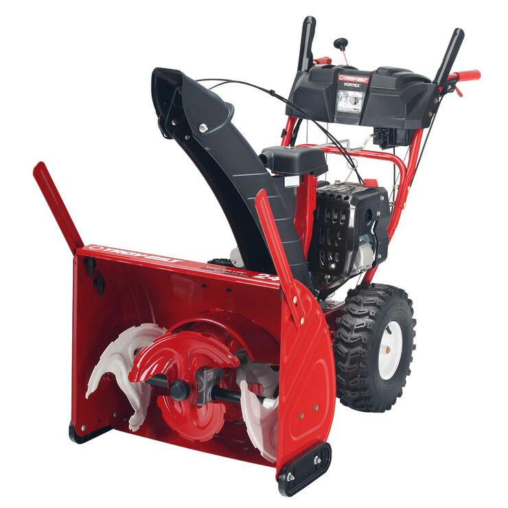 24-in. 272cc 3-Stage Gas Snow Blower