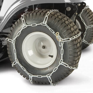 Lawn Tractor Rear Tire Chains