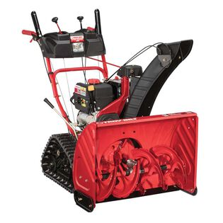 28-in. 272cc 2-Stage Gas Snow Blower with D-Track Drive