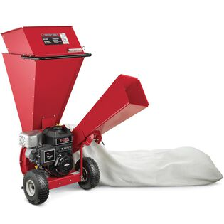"3"" Upright Chipper Shredder"