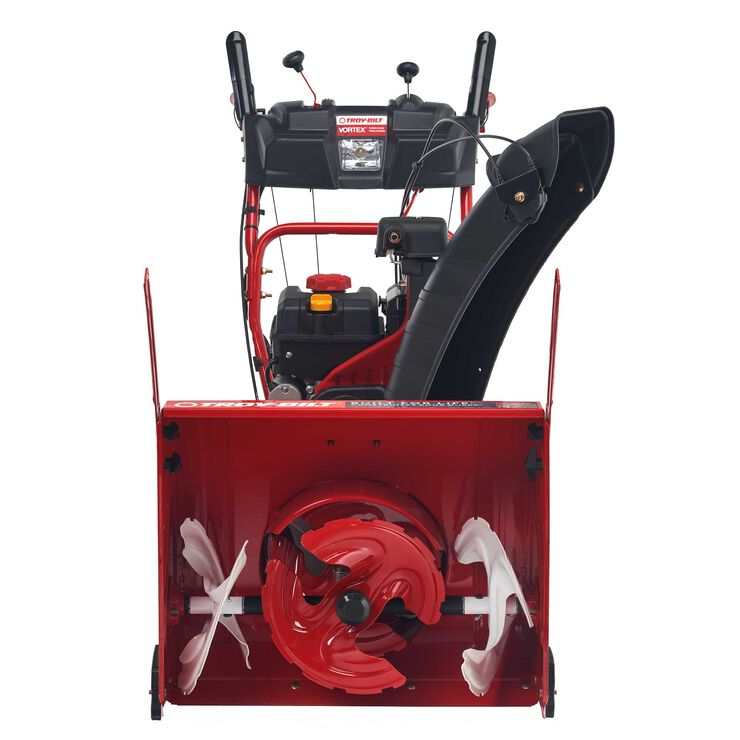 "24"" Three-Stage Snow Blower with Electric Start"