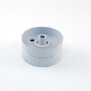 Flat Idler Pulley w/o Flanges - 2.75 Dia.