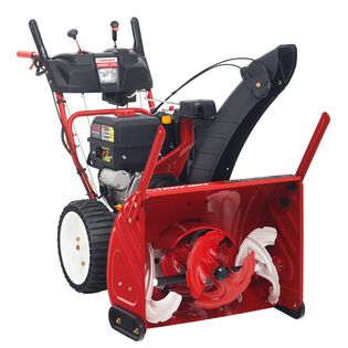 "26"" Three Stage Snow Blower with Electric Start"