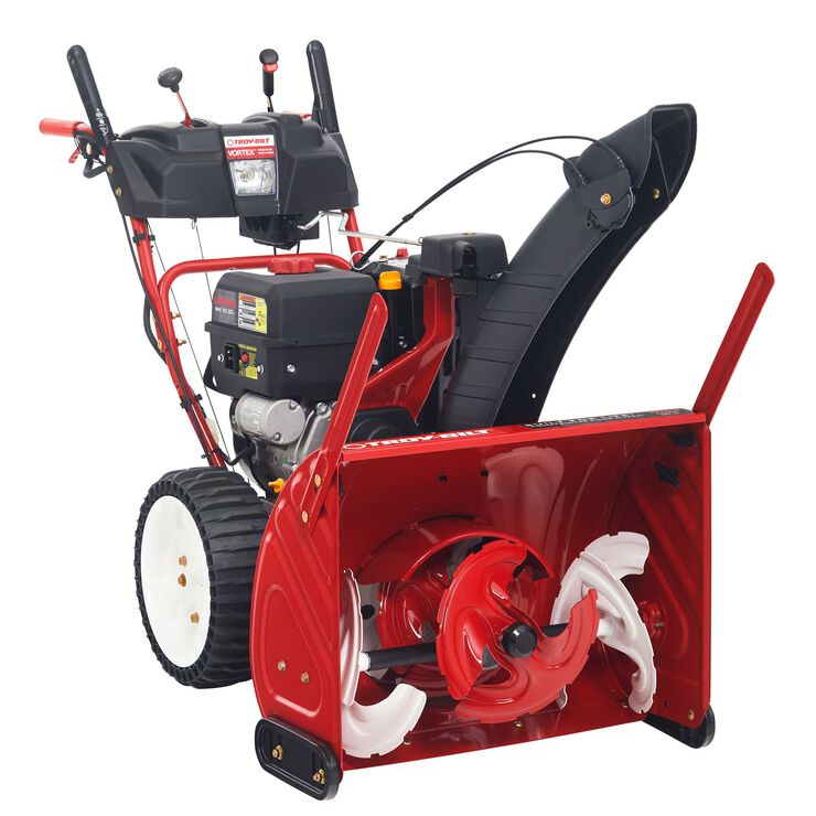 """26"""" Three Stage Snow Blower with Electric Start"""