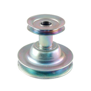 "Engine Double Pulley - 3.56"" / 5.56"" Dia."
