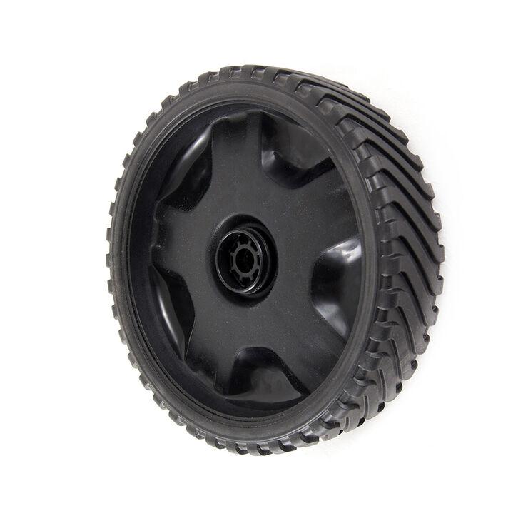 Wheel Assembly, 8 x 2 - Black
