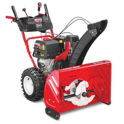 Troy-Bilt Three-Stage Snow Blower